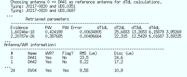 Data reduction I: Simple Continuum Calibration (UK ALMA Workshop