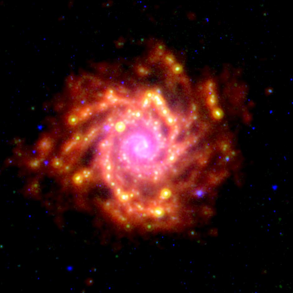 George Bendo's Webpages: Science Image Gallery